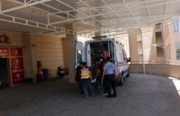 Siverek'de otomobil şarampole devrildi: 3 yaralı