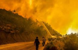 """Antalya'daki orman yangını soruşturmasında yeni gelişme: Jandarmaya teslim edilen ses kaydında """"Benzin döke döke, yaka yaka gittim"""" demiş!"""