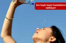 Dikkat! Aşırı sıcak ve nem beyin hastalıklarına yol açıyor…