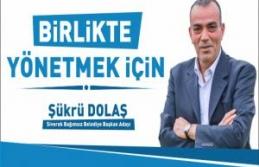 Gazeteci Şükrü Dolaş Belediye Başkan Adaylığını Açıkladı
