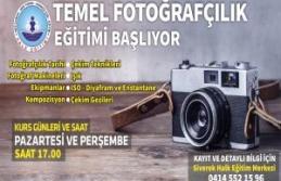 TEMEL FOTOĞRAFÇILIK EĞİTİMİ
