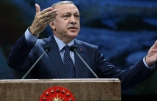 Erdoğan'dan Danıştay'a çok sert tepki!