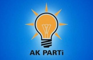 AK Parti'nin Şanlıurfa adayını açıkladı!