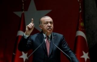 Cumhurbaşkanı Erdoğan 20 Belediye Başkan Adayını...