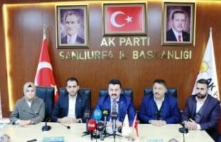 Şanlıurfa'da AKP'den Aday Olanların Sayısı...