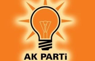 Siverek'te AKP'den Aday Adaylık Başvurusu...