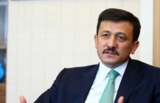 AK Parti Samsun ve Şanlıurfa adaylarını değiştiriyor...