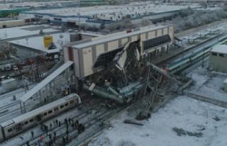 Ankara'daki tren kazasıyla ilgili 3 kişi gözaltına...