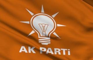 AK Parti Şanlıurfa ve İlçe Başkan adaylarını...
