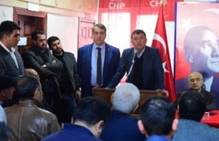 CHP'li Ağbaba ve Özel Şanlıurfa'da