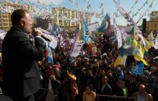 Temelli: Cumhurbaşkanı, Kürtlere 'Defolun...