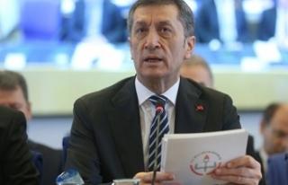 Milli Eğitim Bakanı Selçuk yeni eğitim sisteminin...