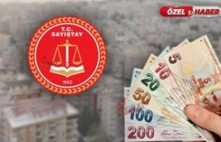 Urfa belediyeleri Sayıştay'a takıldı: Faiziyle...