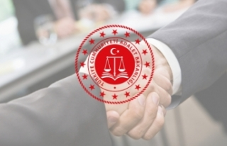 Adalet Bakanlığının sınavına başvurular başladı!