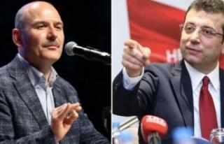"""Soylu'dan """"İstanbul'a kayyım mı..."""