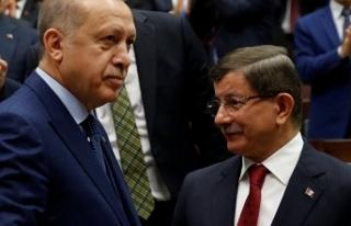 Davutoğlu: Erdoğan istişare sürecini başlatsaydı,...