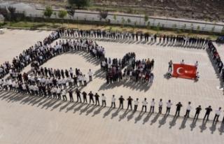 Siverek'li Öğrencilerde Barış Pınarı Harekâtına...