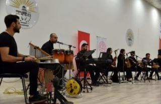 Öğretmenlerden Meslektaşları için konser