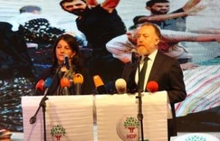 """Yol haritası açıklandı; """"HDP, hiçbir mücadele..."""