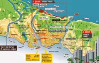 Kanal İstanbul her yönüyle bir felaket, ihanet...