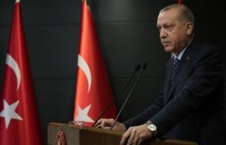 Erdoğan: İnfaz düzenlemesi hakkında açıklamada...