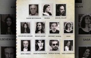 Kürt sanatçılardan Zazaca: 'Fırat'ın Sesi'...