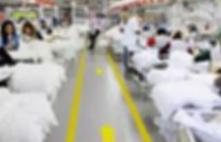 Siverek'te Tekstil Firmasında İhmal Karantinayı...