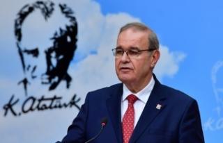 CHP Sözcüsü Öztrak: Savcılar, FETÖ'nün siyasi...
