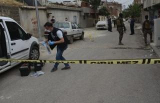 Sokak Ortasında Silahlı Saldırı 1 ölü