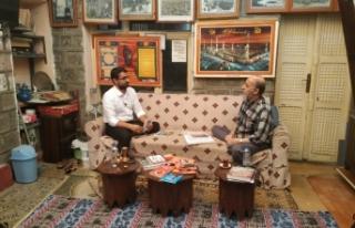 Siverek'te Zazaca programın çekimleri yapıldı