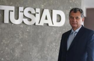 TÜSİAD Başkanı Kaslowski: Sadece algı yönetimi...