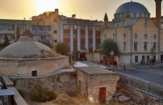 Urfa'daki hamam kiraya veriliyor: İhale için...