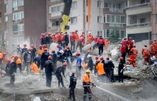 Arama kurtarma faaliyetleri sona erdi; İzmir depreminde...