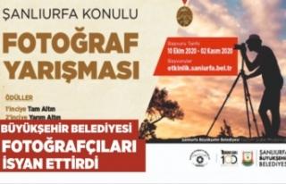 Şanlıurfa Büyükşehir Belediyesi Fotoğrafçıları...
