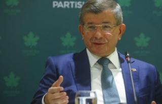 Ahmet Davutoğlu'ndan Selçuk Özdağ saldırısına...