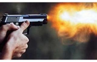 Siverek'teOtomobile silahlı saldırı