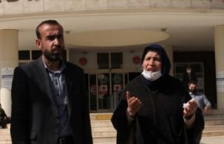 'Adalet' nöbeti tutan Şenyaşar gözaltına...
