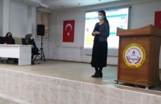 Siverek'te eTwinning proje bilgilendirme toplantısı