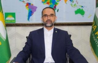 HÜDA-PAR; Camideki insanlara müdahale şekli kabul...