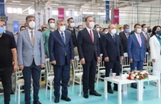 Başkan Varank Şanlıurfa'da toplu açılış...