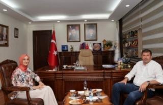 Kadıköy Belediye Başkanı Odabaşı'ndan Başkan...