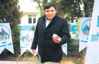Çiftlik Bank'ın kurucusu Mehmet Aydın, teslim...