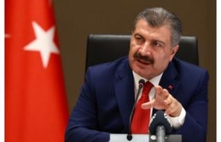 Sağlık Bakanı Koca duyurdu: Turkovac-Coronovac...