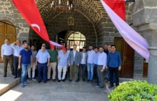 Şanlıurfa Mali Müşavirler Başkanı Mustafa Karadağ'dan...