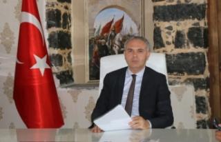 Siverek Kaymakam Vekili Mustafa Akın'dan Siverek'te...