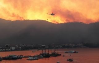 Tarım ve Orman Bakanı: Yangınların 57'sini...