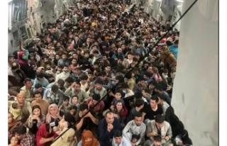 Afganistan'da çaresizliğin fotoğrafı çekildi:...