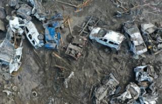 Batı Karadeniz'deki sel felaketi: Yaşamını...
