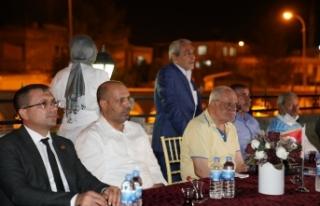 Efsanevi Başkan Aymaz için vefa gecesi