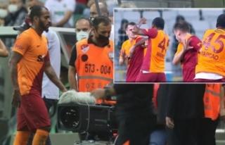 Galatasaray'da Marcao'nun cezası belli...
